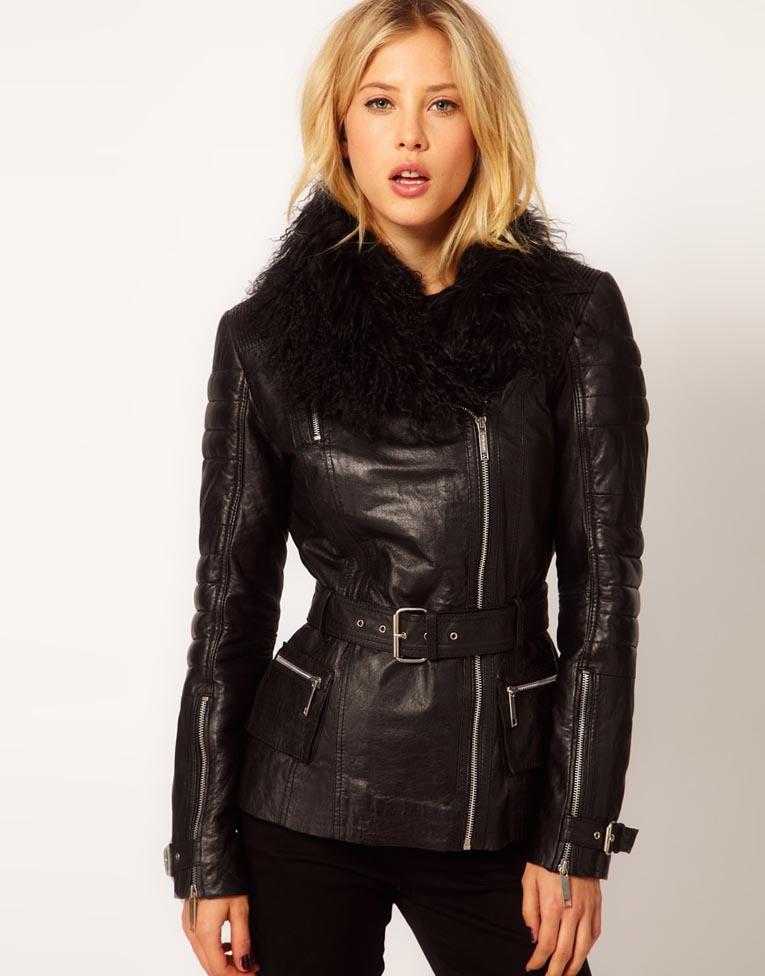 Кожаные Куртки 2012